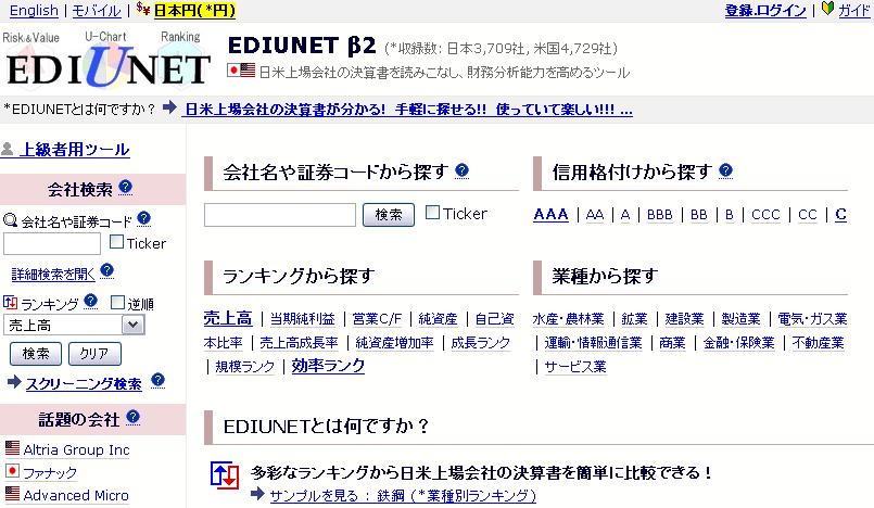 EDIUNET